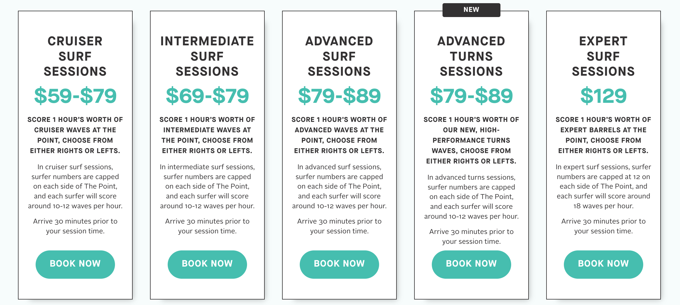 URBNSURF products